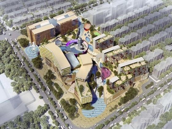 [山东]大型商业综合体设计规划方案文本
