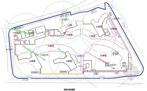 [北京]小区工程钢筋施工方案(长城杯)