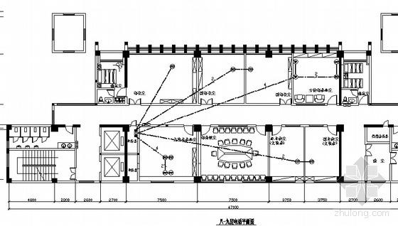 广播电视中心大楼电气全套图