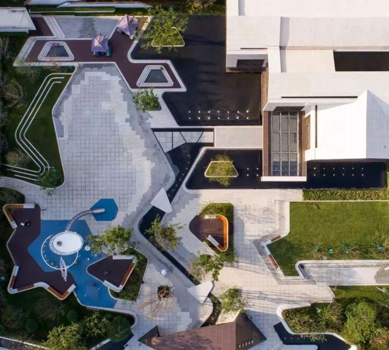 """IOI棕榈城地块酒店资料下载-这100张实景鸟瞰图,道出了园林的""""精髓""""?"""