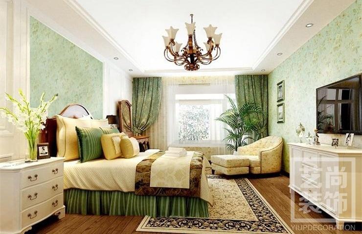 郑州中海锦苑140平方三室两厅一站式装修方案_3
