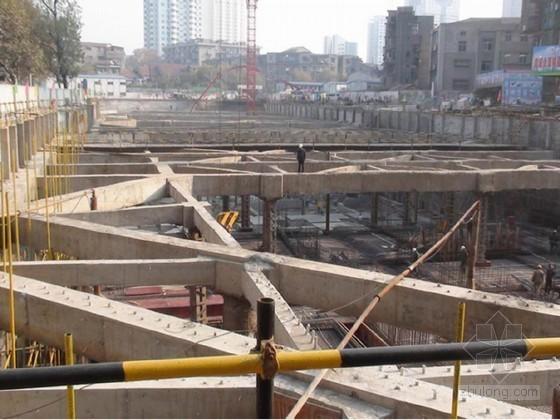 [广东]酒店地下室深基坑开挖支护与地基加固施工方案