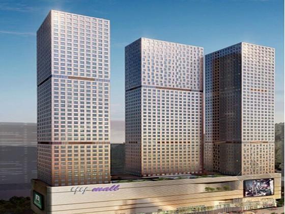 [广西]超高层混凝土核心筒商业楼施工组织设计(379页 图表齐全)