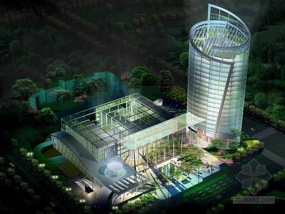[江苏]现代风格产业园规划设计方案文本(含CAD)