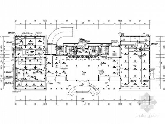 [浙江]档案馆大楼空调通风设计施工图纸