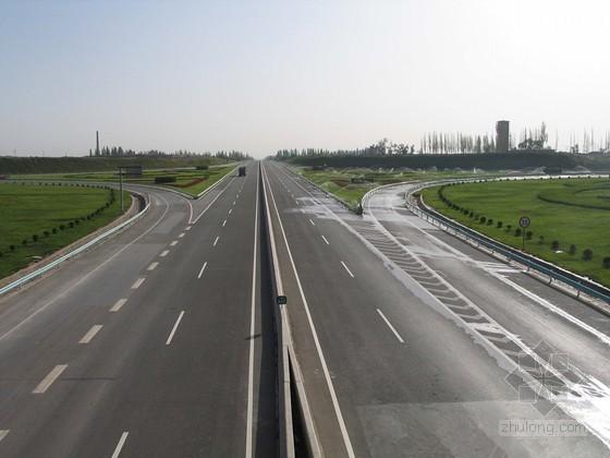 [陕西]国道过境线实施性施工组织设计144页(附多图表)