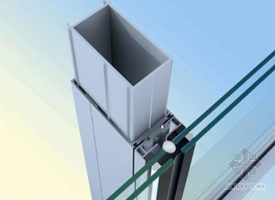 建筑工程幕墙工程施工技术培训讲义(附图较多)