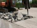 市政工程施工1之拆除工程
