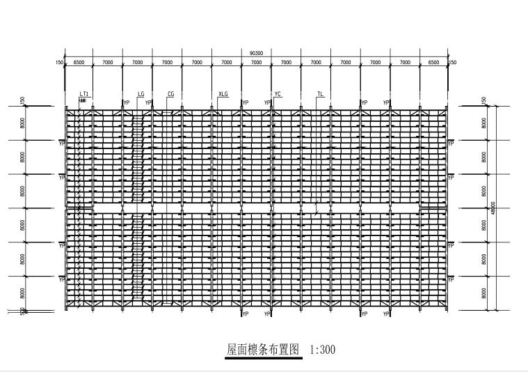 新炎石材公司报建施工图CAD图
