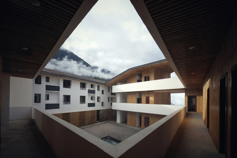 西藏墨脱气象中心/EIDArchitecture_6