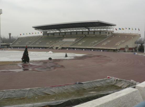 北京大型体育场改扩建工程施工组织设计(共568页)