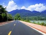 [广东]农村主干道沥青路面铺设工程量清单实例(含图纸)