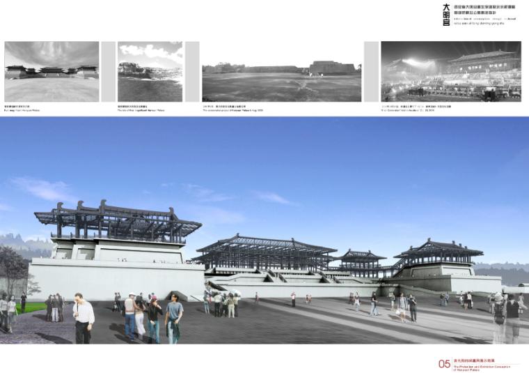 [陕西]大明宫遗址公园概念规划设计方案