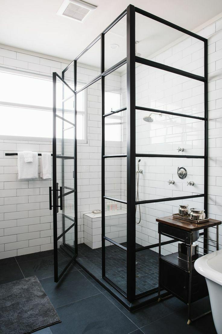 卫生间无法四室分离?这20个干湿分离方案很受欢迎!_16