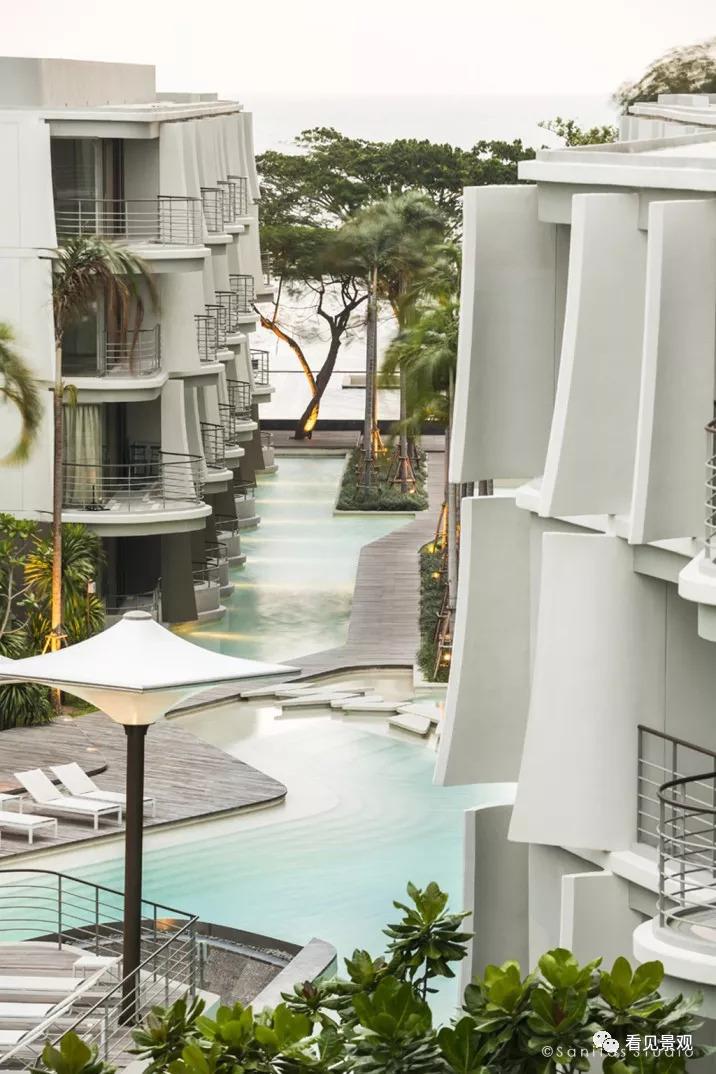 泰国10个最炫住宅景观精选_13