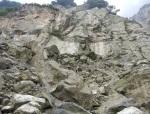 夏季山区出行警惕地质灾害——崩塌