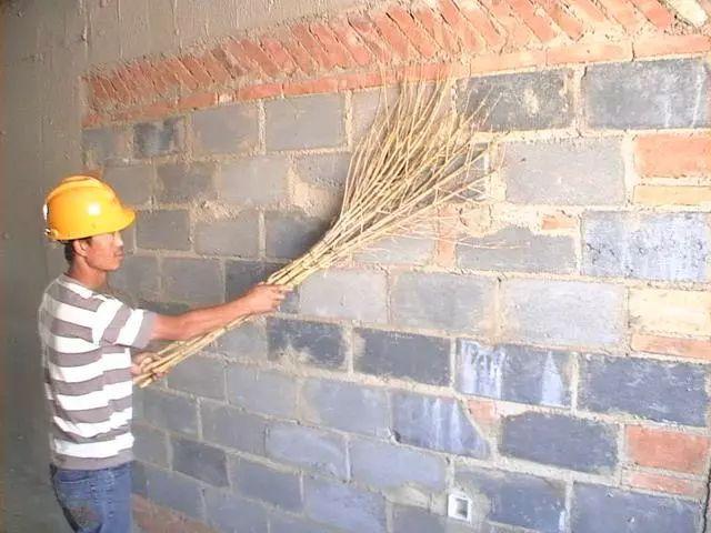 室内砼墙、砖砌墙抹灰施工工艺流程及施工要点
