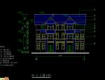 别墅C区Bsa型施工图