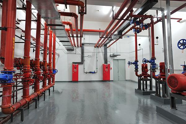 给排水基础知识5-建筑消防给水系统