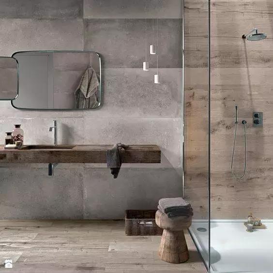[装修知识]洗澡后卫生间总是湿漉漉的?原来是装修前忘记这个!_2