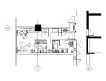 某酒店客房设计CAD施工图