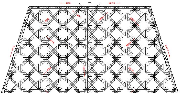 商务港钢管桁架钢结构施工组织设计(共117页,图文)