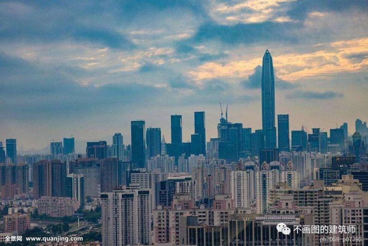 改革开放40年,盘点深圳历史上最重要的10栋超高层