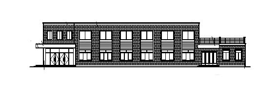 各种食堂等施工图(26套图纸建筑)