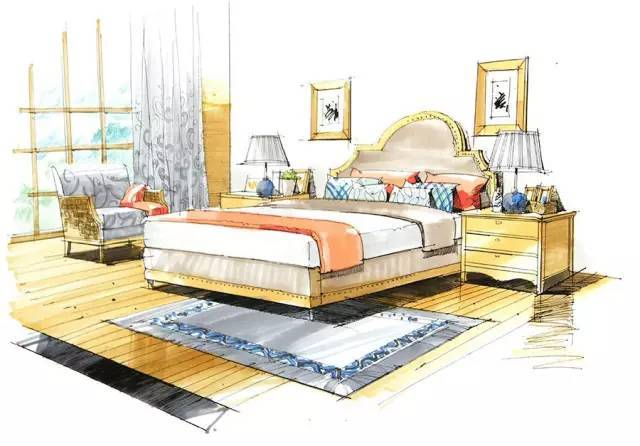 室内设计全攻略搞定卧室风水