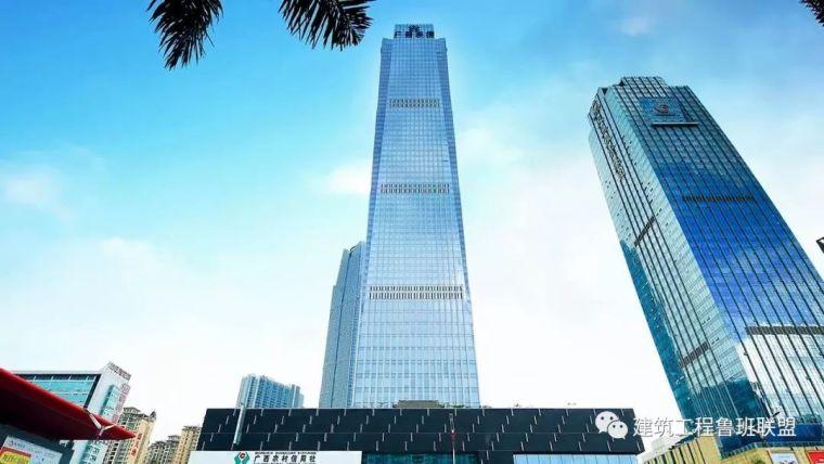 探究鲁班奖广西金融广场项目,工程质量确实高大上!