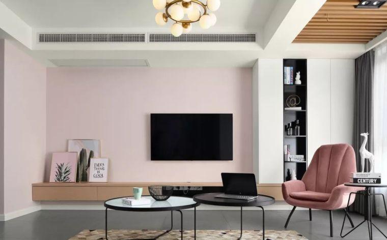 这样的背景墙装修,让你家居室档次提升好几个度!