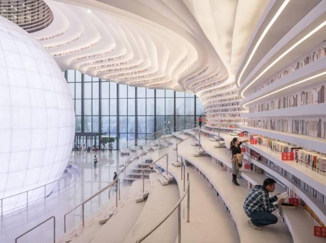120个地表最美图书馆,来随意感受下_96