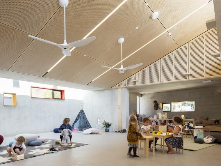 澳大利亚门诊楼改造幼儿园