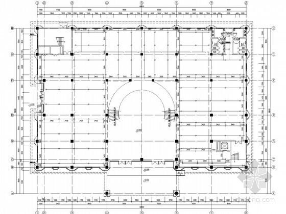 [四川]商业综合体给排水施工图
