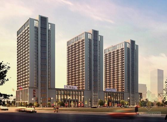 [南京]高层公寓精装修工程预算书(含图纸)
