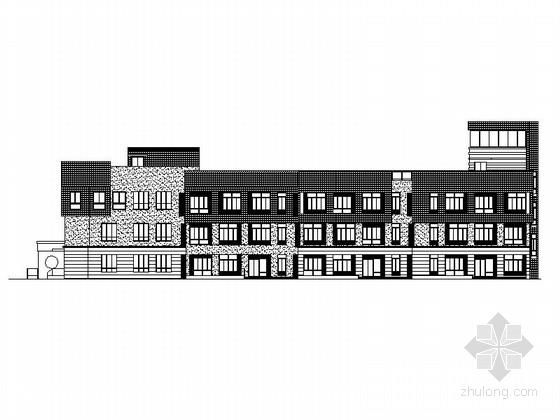 V型滤池平面剖面图资料下载-[深圳]9班3层幼儿园建筑施工图(阶梯型平面 非常经典 值得参考)