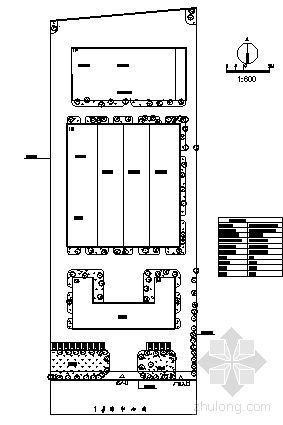 [泰安市]某厂区规划方案