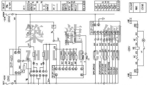 6kV高压供电系统图