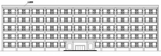 [毕业设计] 五层框架结构实验楼(包括建施图、结施图及pkpm计算文件)