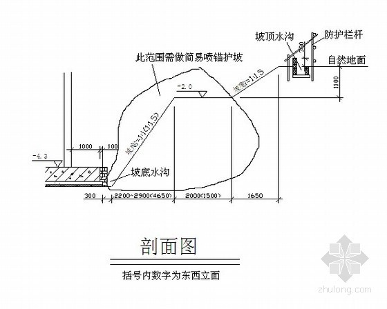 [安徽]地下车库基坑放坡开挖施工方案