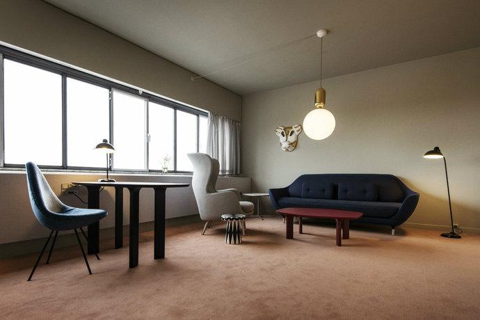 现代北欧风格别墅客厅设计图赏