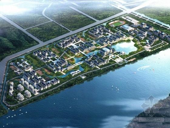 [澳门]知名学校校园景观规划设计方案