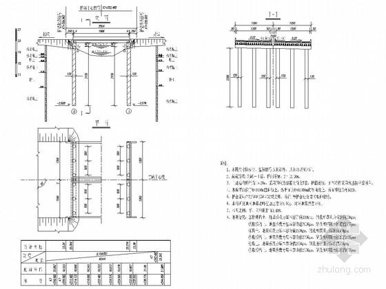 1-20简支T梁桥及附属工程全套施工图(32张)