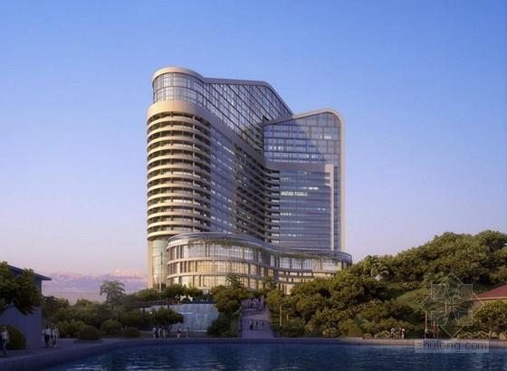 [上海]五星级酒店(超高层)造价指标分析