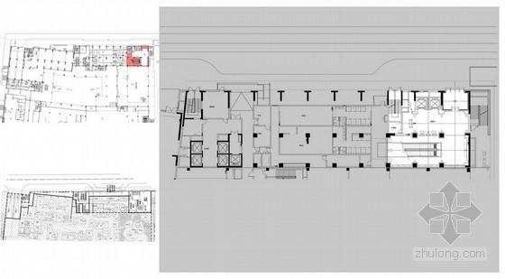 [天津]现代高档温泉酒店室内设计方案图