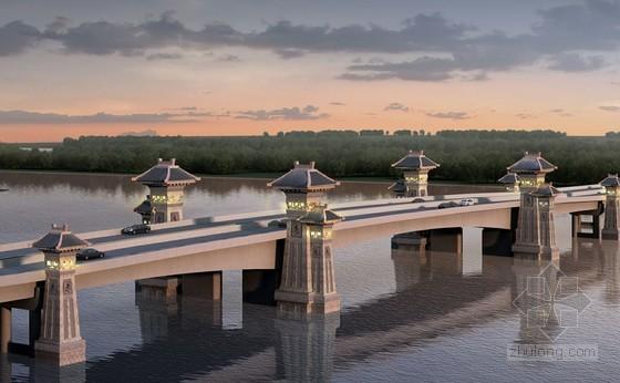 [江苏]桥梁接线工程施工组织设计77页(路桥涵)