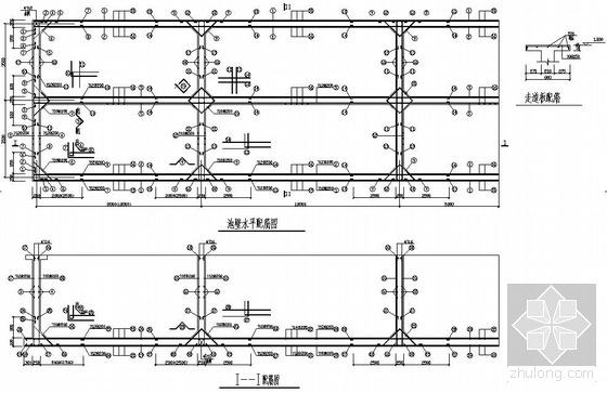 某沉淀池结构设计图