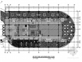 [福建]游艇会所中餐厅室内装修设计施工图(含效果)