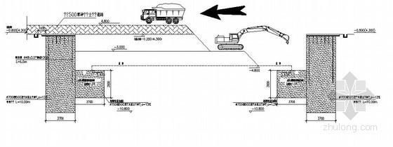 [上海]中国电信业务研发中心基坑支护、土方开挖施工方案(专家论证)