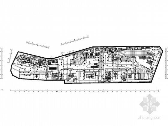 [广东]高层商住楼空调通风全套设计施工图(节点图较多)